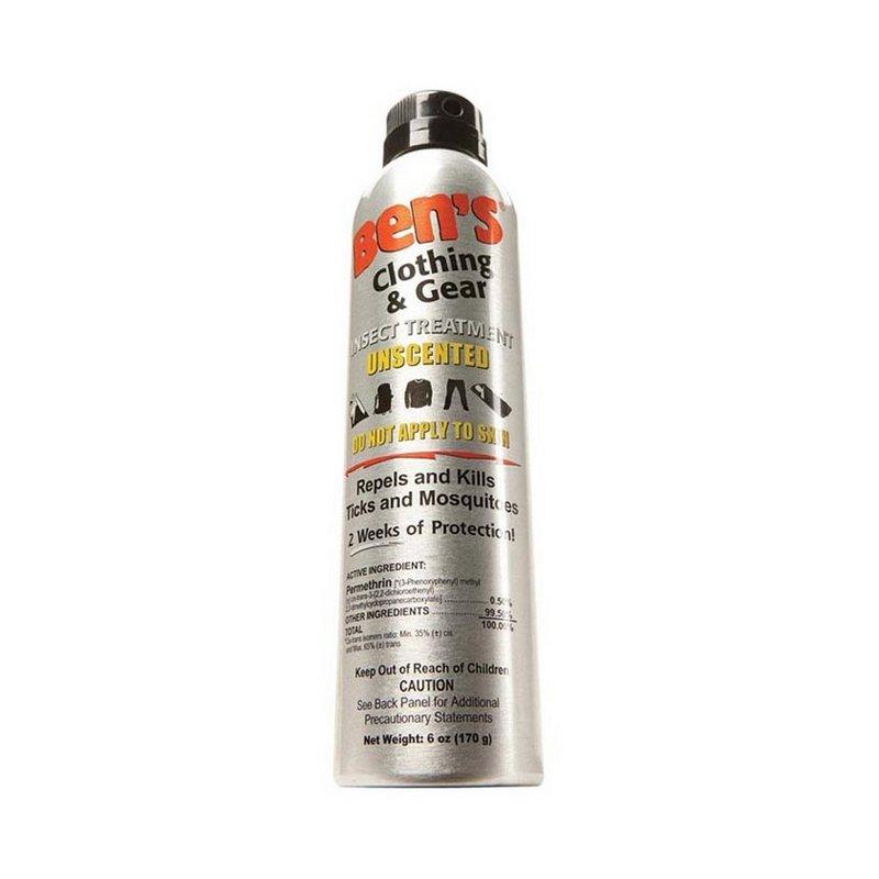 Ben's Clothing & Gear Repellent 372090 (Ben's)