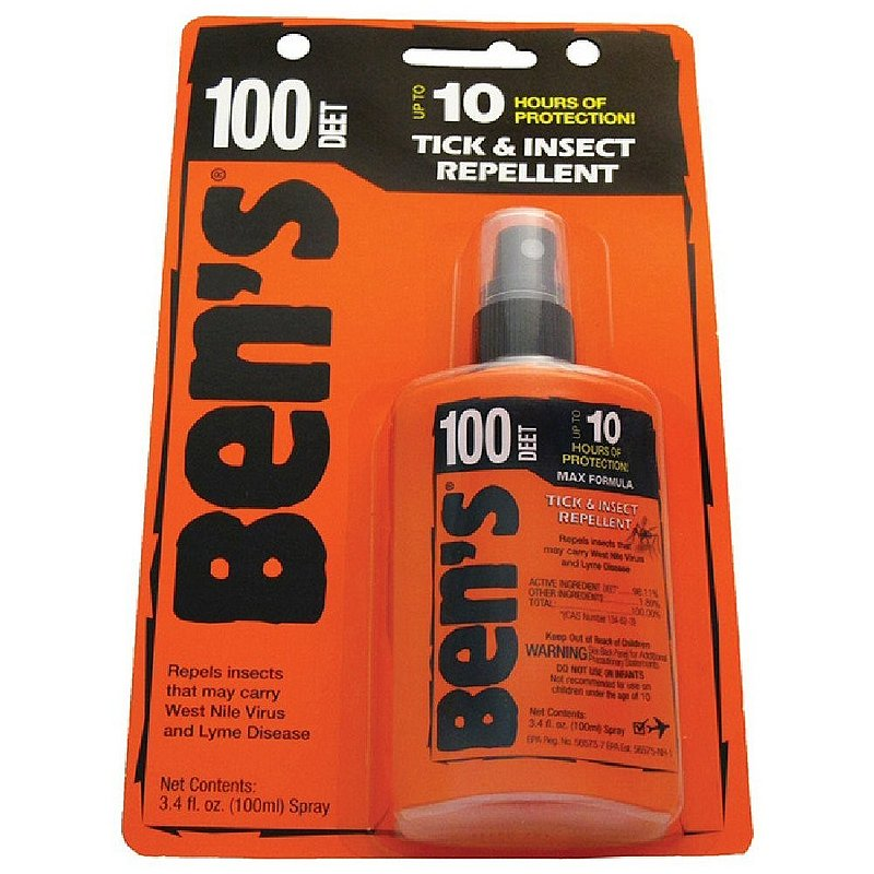 Ben's Max Pump Insect Repellent Spray 371426 (Ben's)