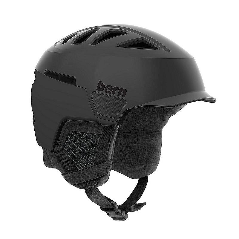 Bern Men's Heist Brim Snow Helmet SM00D17 (Bern)