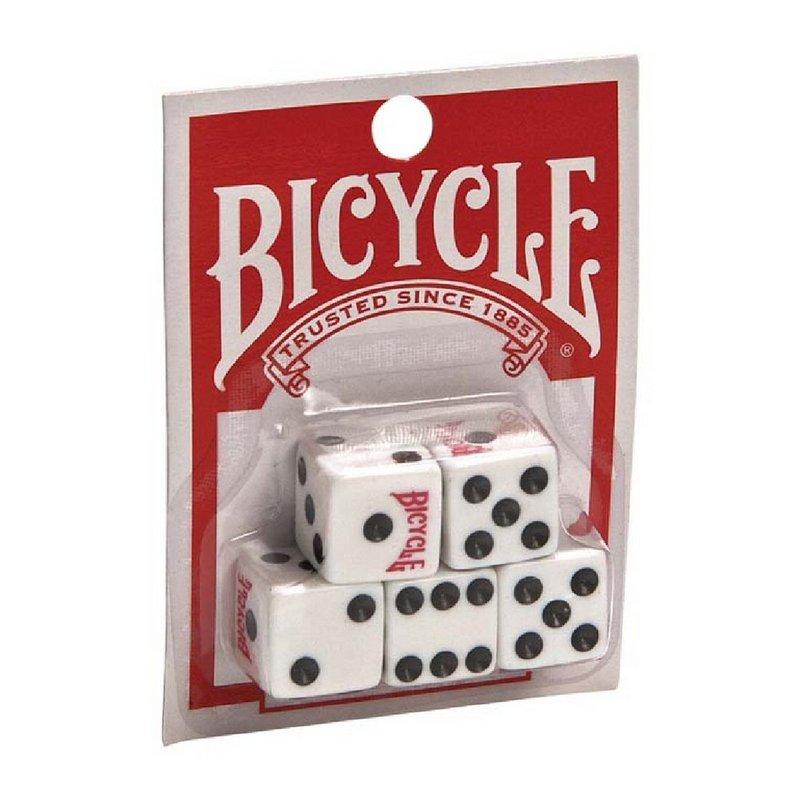 Bicycle Regular Dice 325599 (Bicycle)