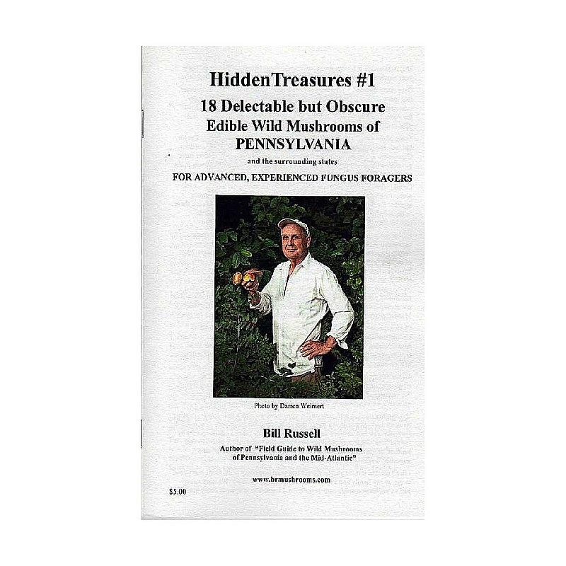 Bill Russell Hidden Treasure Booklet HIDDENTREASURES (Bill Russell)