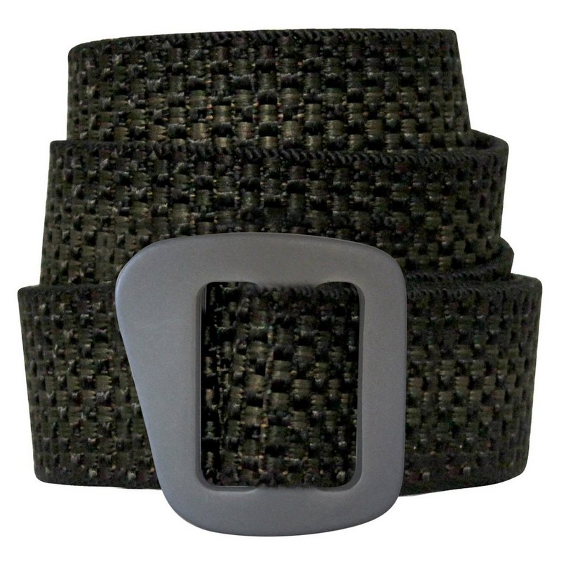 Bison Designs Millenium Belt Gunmetal Buckle 563IM (Bison Designs)