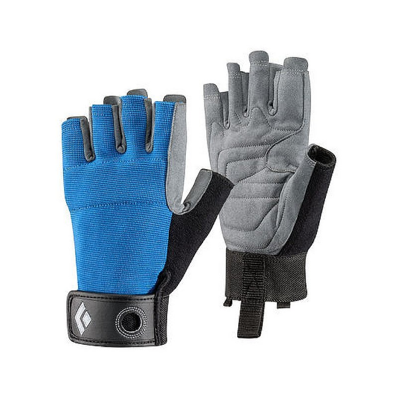 Black Diamond Equipment Crag Half-Finger Gloves BD801859 (Black Diamond Equipment)