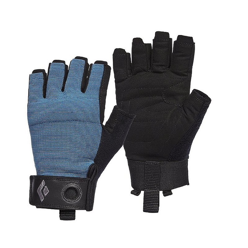 Black Diamond Equipment Crag Half-Finger Gloves BD801864 (Black Diamond Equipment)