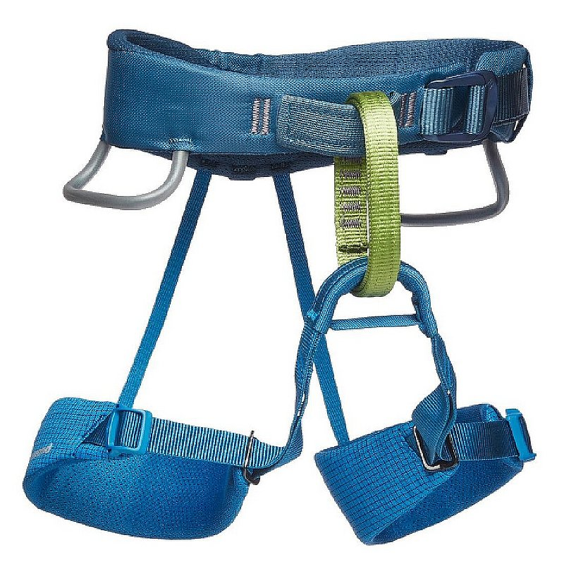 Black Diamond Equipment Kids' Momentum Harness BD651103 (Black Diamond Equipment)