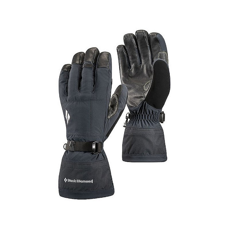 Black Diamond Equipment Men's Soloist Gloves BD801691 (Black Diamond Equipment)