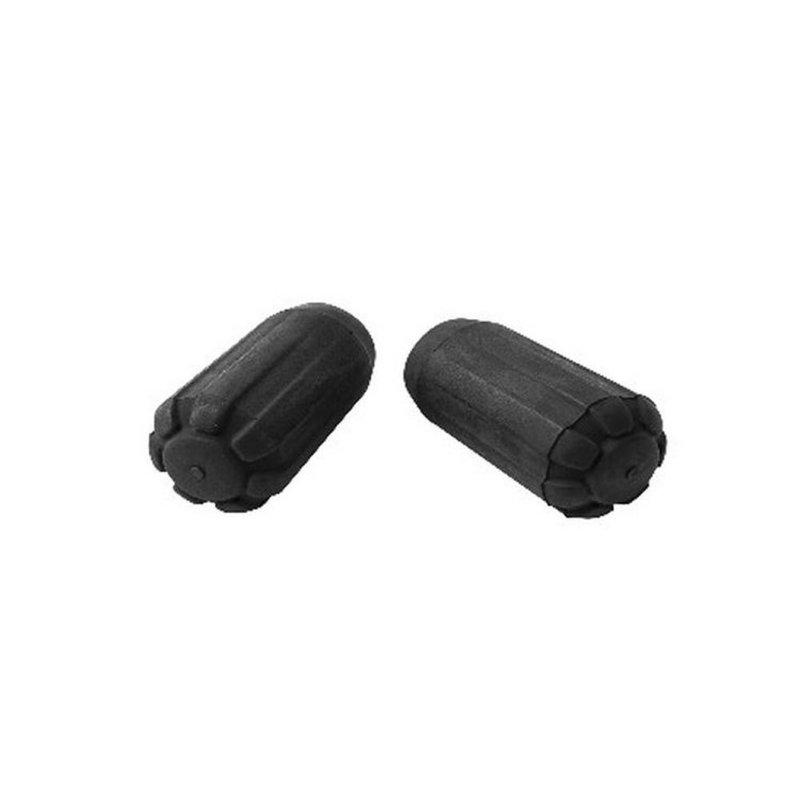 Black Diamond Equipment Trekking Pole Tip Protector BD112079 (Black Diamond Equipment)