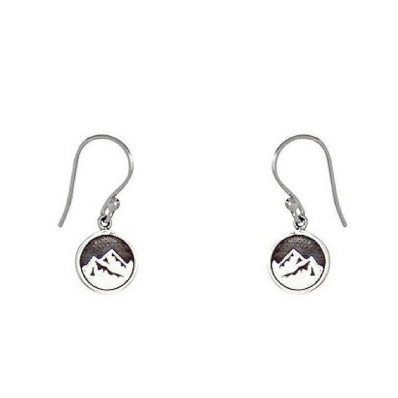 Mountain Earrings--Short