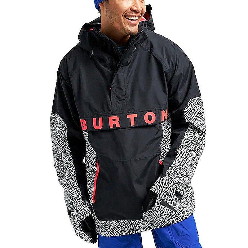 Burton Men's Burton Frostner Anorak Jacket 214701 (Burton)