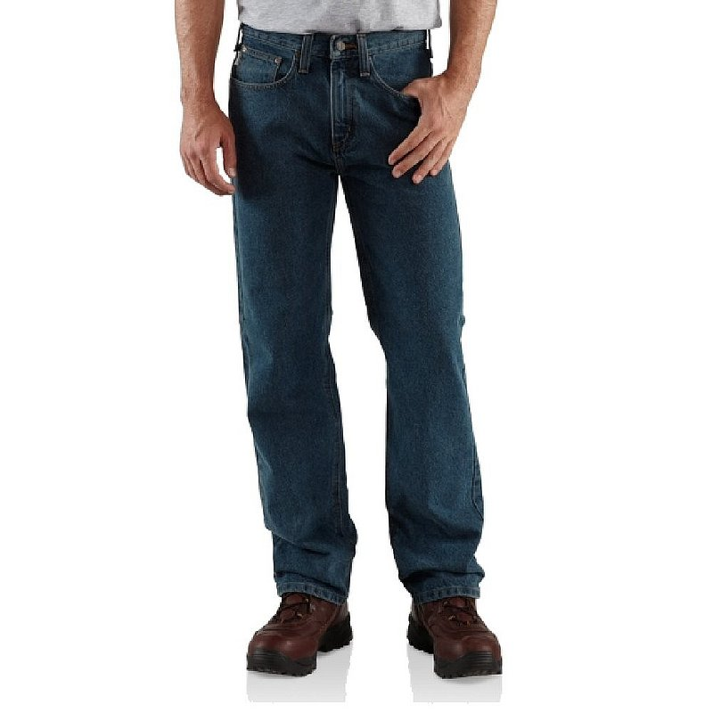 Carhartt, Inc. Men's Relaxed-Fit Straight-Leg Jeans B460 (Carhartt, Inc.)