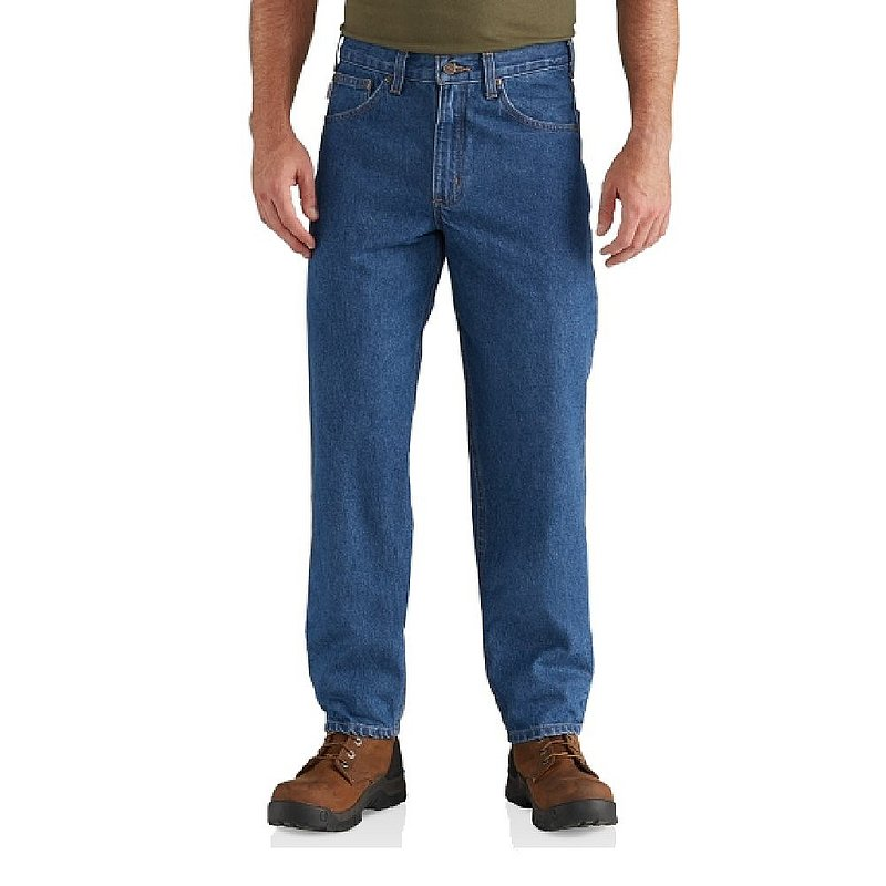 Carhartt, Inc. Men's Relaxed-Fit Tapered-Leg Jeans B17 (Carhartt, Inc.)