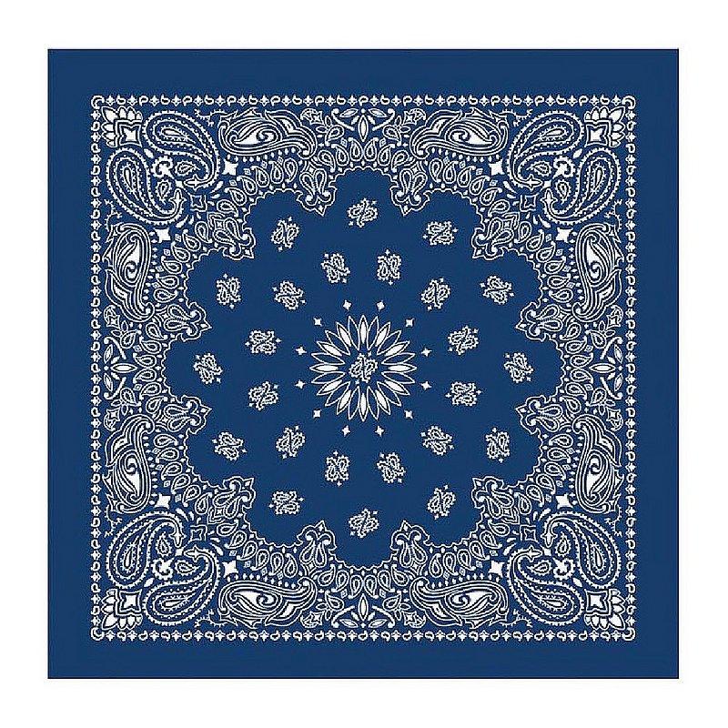Carolina Mfg Blue Bandanna 518051 (Carolina Mfg)