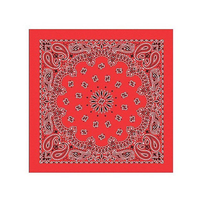 Carolina Mfg Red Bandana 518050 (Carolina Mfg)