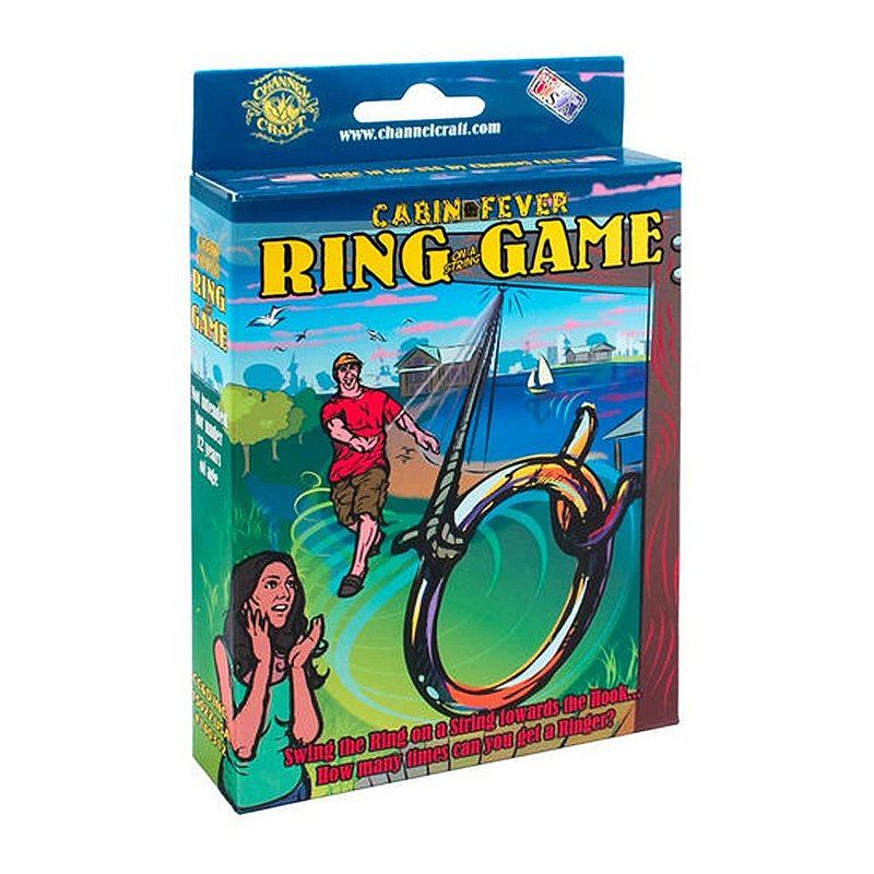 Channel Craft & Distribution Ring On A String Game CFRS (Channel Craft & Distribution)