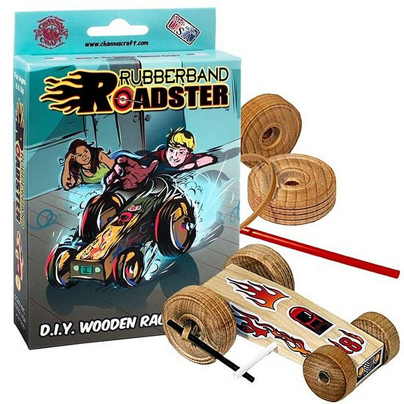 Channel Craft & Distribution Rubberband Roadster RBRR (Channel Craft & Distribution)