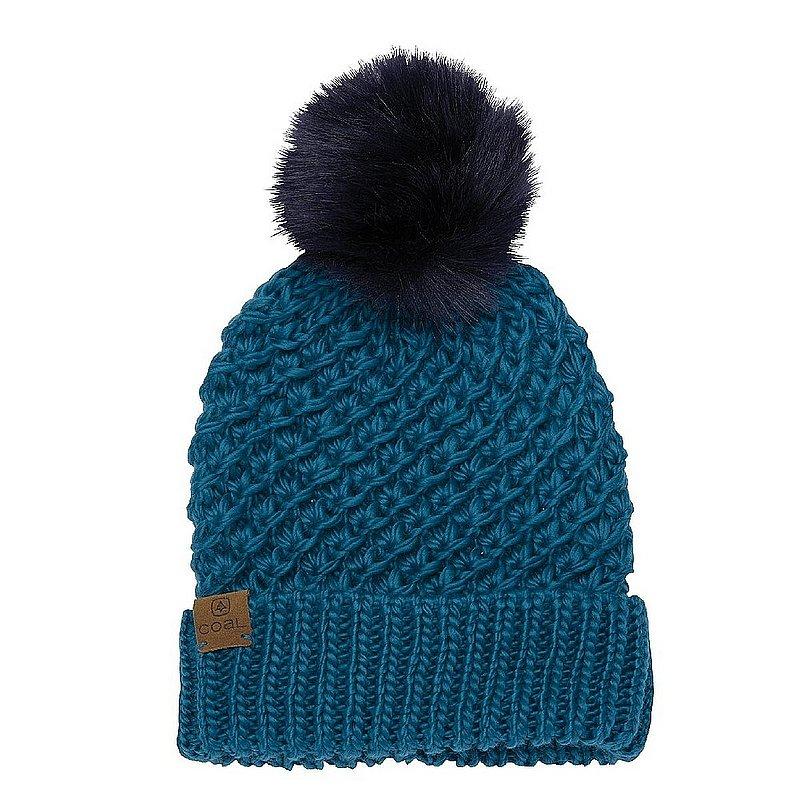 Coal The Maizy Knit Faux Fur Pom Beanie 2202673 (Coal)