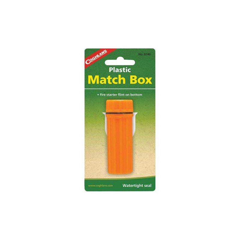 Coghlans Plastic Match Box 159076 (Coghlans)