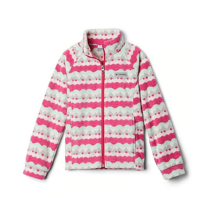 Columbia Sportswear Girls' Benton Springs II Printed Fleece 1618281 (Columbia Sportswear)