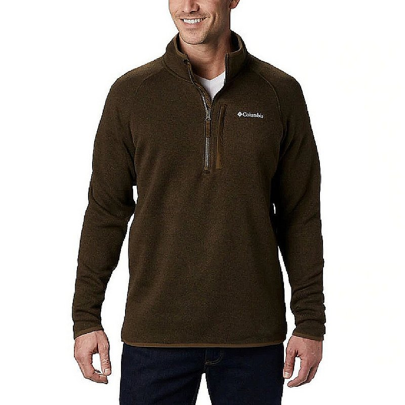 Columbia Sportswear Men's Canyon Point Sweater Fleece 1/2 Zip 1866681 (Columbia Sportswear)