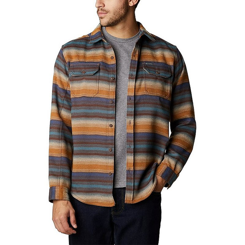 Columbia Sportswear Men's Deschutes River Heavyweight Flannel Shirt 1736221 (Columbia Sportswear)