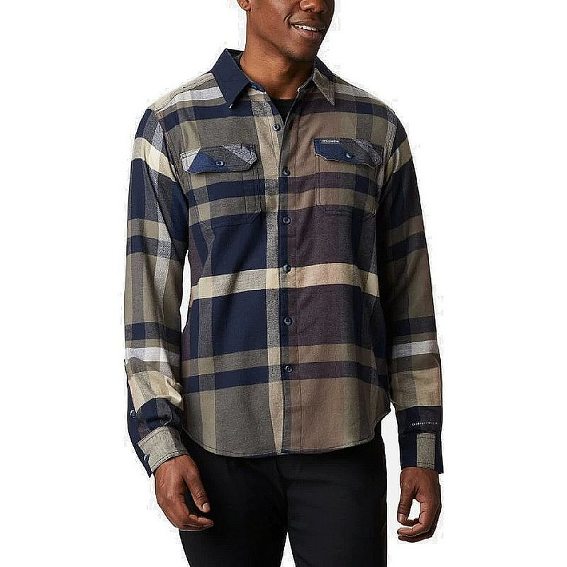 Columbia Sportswear Men's Flare Gun Stretch Flannel Shirt 1861581 (Columbia Sportswear)