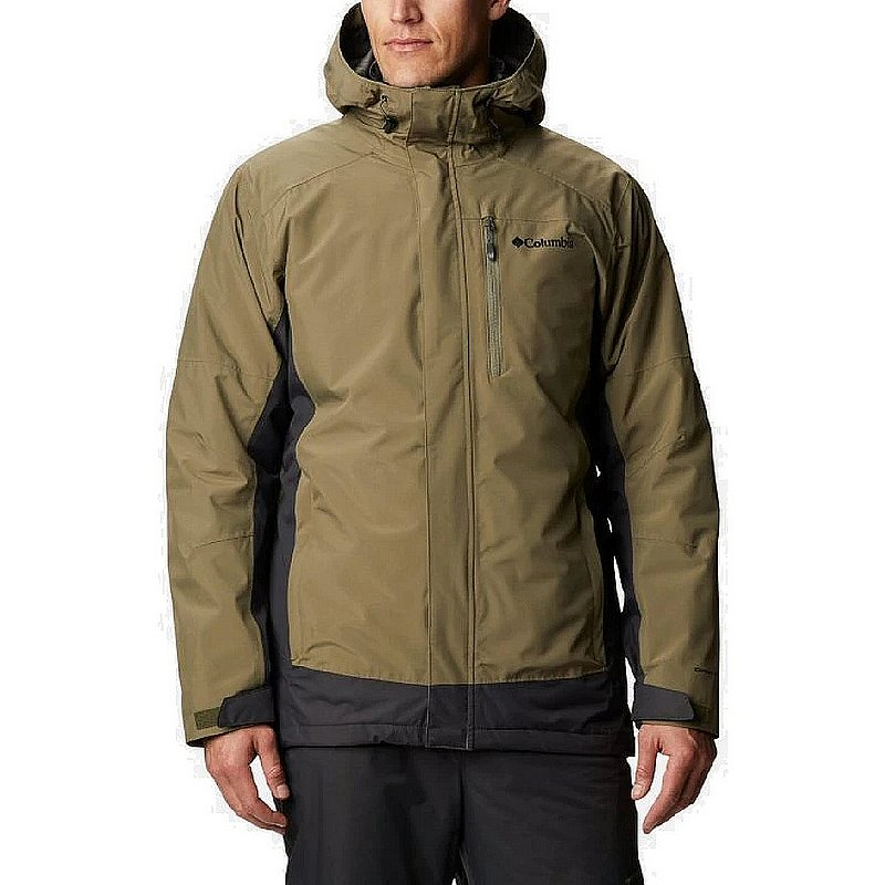 Columbia Sportswear Men's Lhotse III Interchange Jacket 1864251 (Columbia Sportswear)