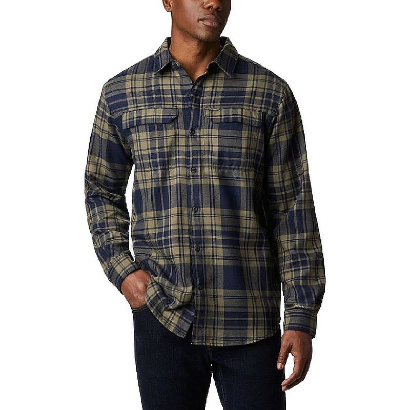 Columbia Sportswear Men's Silver Ridge 2.0 Flannel Shirt 1862061 (Columbia Sportswear)