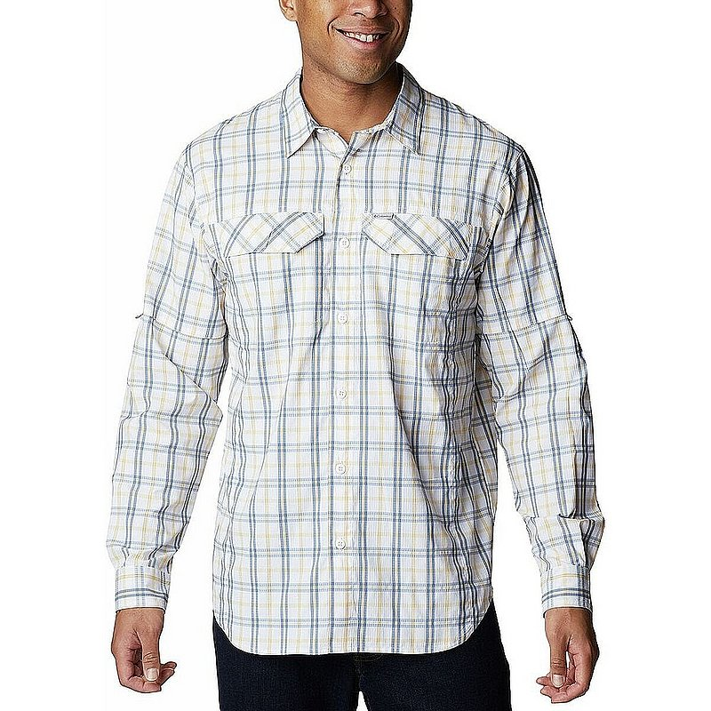 Columbia Sportswear Men's Silver Ridge Lite Plaid Long Sleeve Shirt 1711581 (Columbia Sportswear)