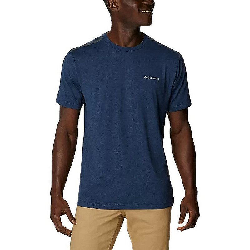 Columbia Sportswear Men's Tech Trail Crew Neck Shirt 1893901 (Columbia Sportswear)