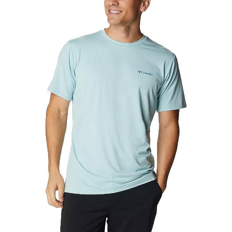 Columbia Sportswear Men's Tech Trail Graphic T-Shirt 1930801 (Columbia Sportswear)