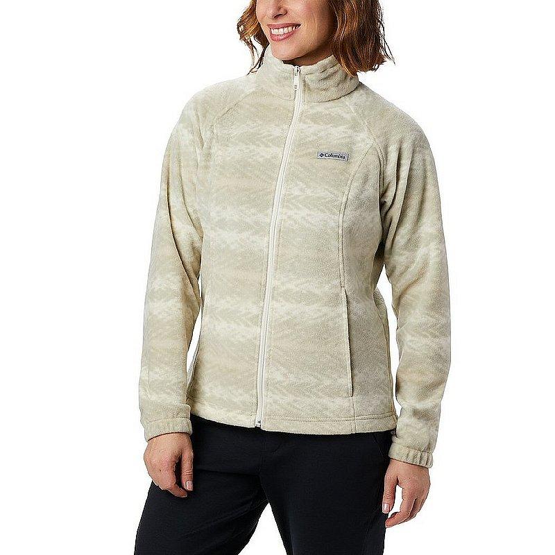 Columbia Sportswear Women's Benton Springs Print Full Zip Fleece 1514071 (Columbia Sportswear)