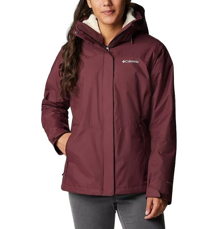 Women's Bugaboo II Interchange Jacket
