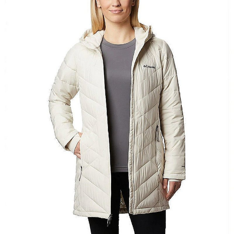 Women's Heavenly Long Hooded Jacket