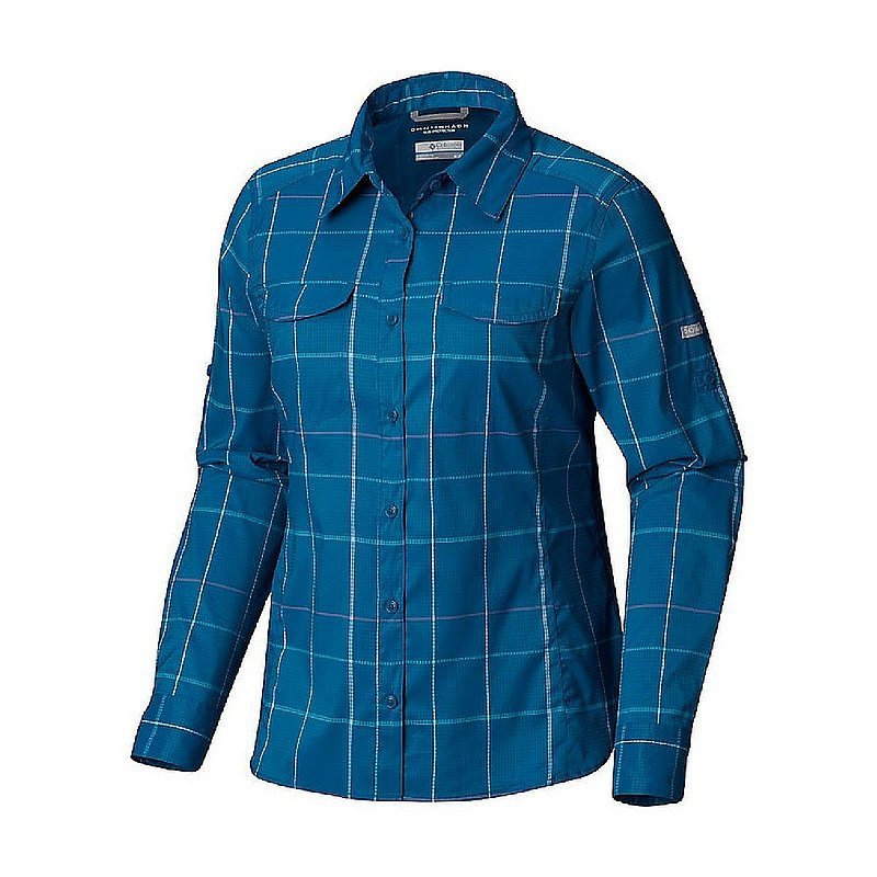 Columbia Sportswear Women's Silver Ridge Lite Plaid Long Sleeve Shirt 1710561 (Columbia Sportswear)