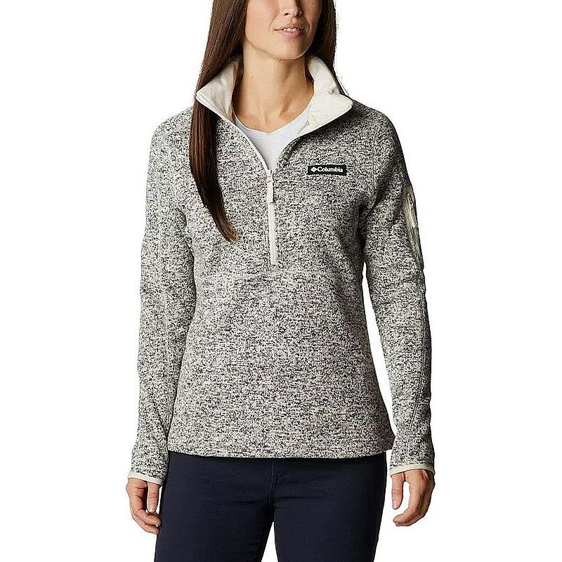 Women's Sweater Weather Fleece Half Zip Pullover