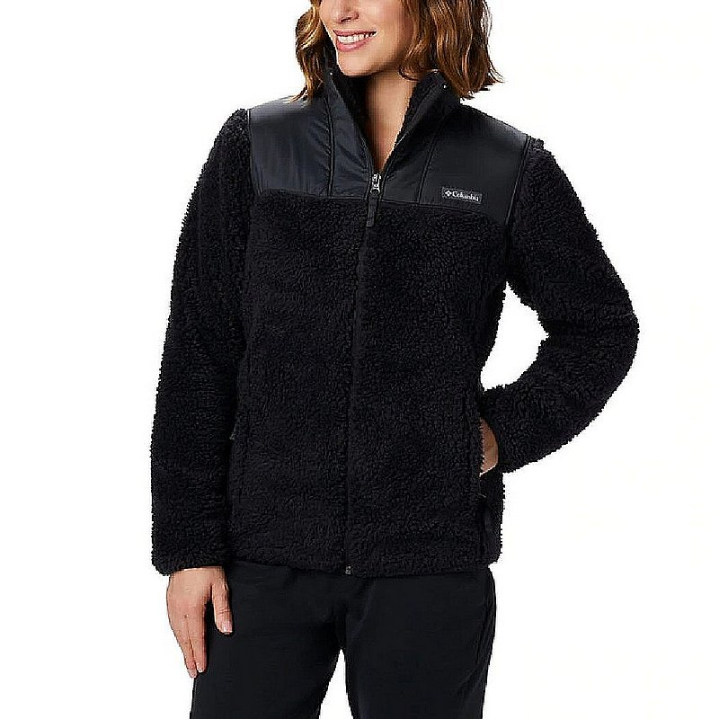Columbia Sportswear Women's Winter Pass Fleece Full Zip Sweater 1861161 (Columbia Sportswear)