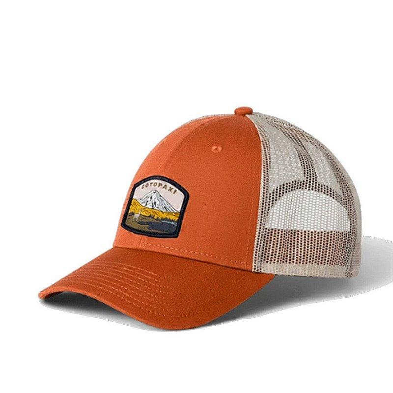 Cotopaxi Llamascape Trucker Hat TH-S21-LSC-MEZ (Cotopaxi)