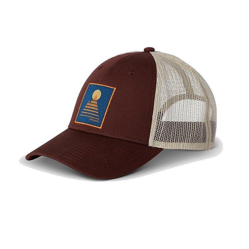 Cotopaxi Square Mountain Trucker Hat TH-F21-SQMT-BLIR-U (Cotopaxi)