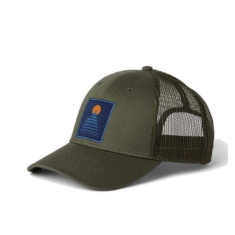 Cotopaxi Square Mountain Trucker Hat TH-F21-SQMT-SPRC-U (Cotopaxi)