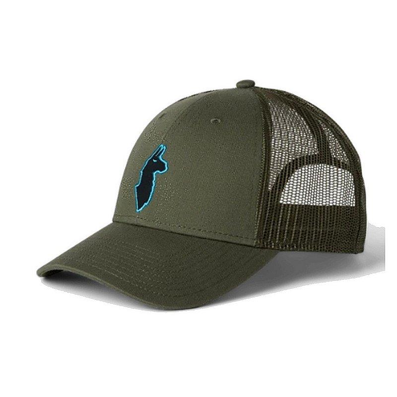 Cotopaxi The Llama Trucker Hat TH-F21-LL-SPRC-U (Cotopaxi)