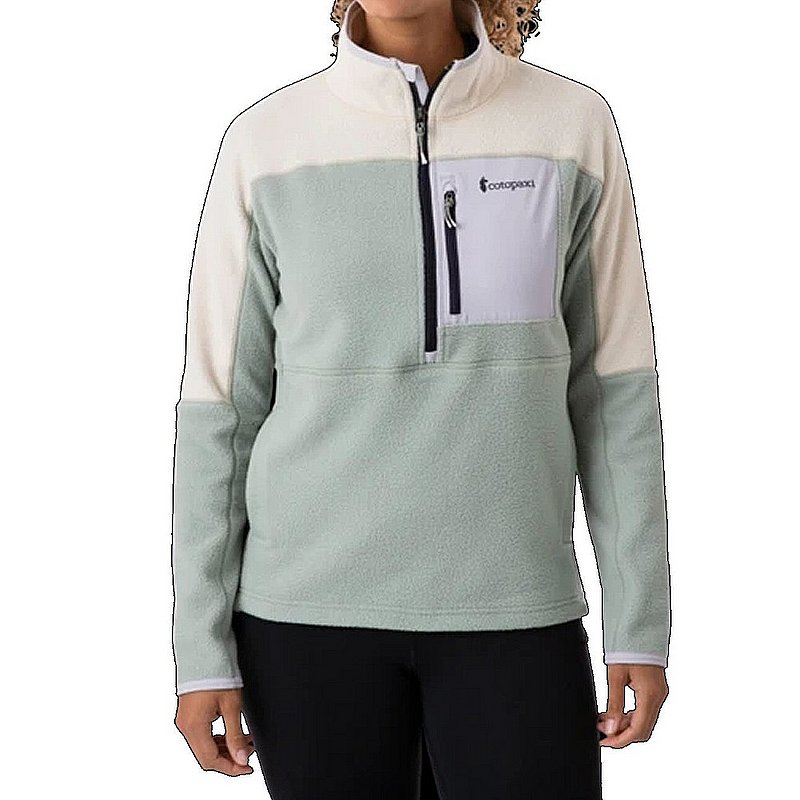 Cotopaxi Women's Abrazo Half-Zip Fleece Jacket DOR-F21-CRBSH-W (Cotopaxi)