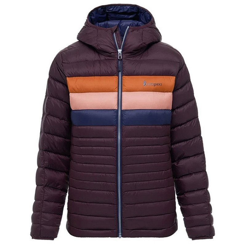 Cotopaxi Women's Fuego Down Hooded Jacket FDJ-F21-BLIRS-W (Cotopaxi)