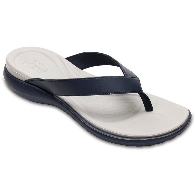 Crocs Footwear Women's Capri V Flip Sandals 202502 (Crocs Footwear)