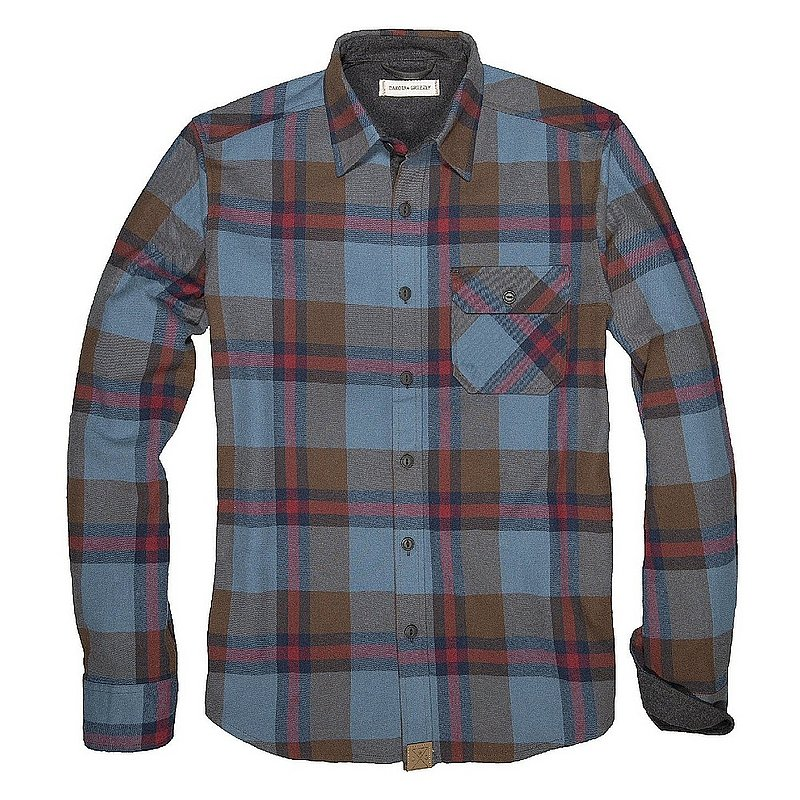 Dakota Grizzly Men's Brock Shirt D1331 (Dakota Grizzly)