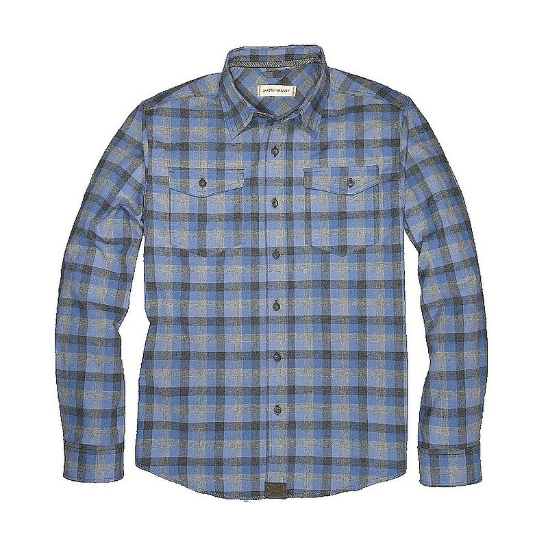 Dakota Grizzly Men's Draper Shirt D1139 (Dakota Grizzly)