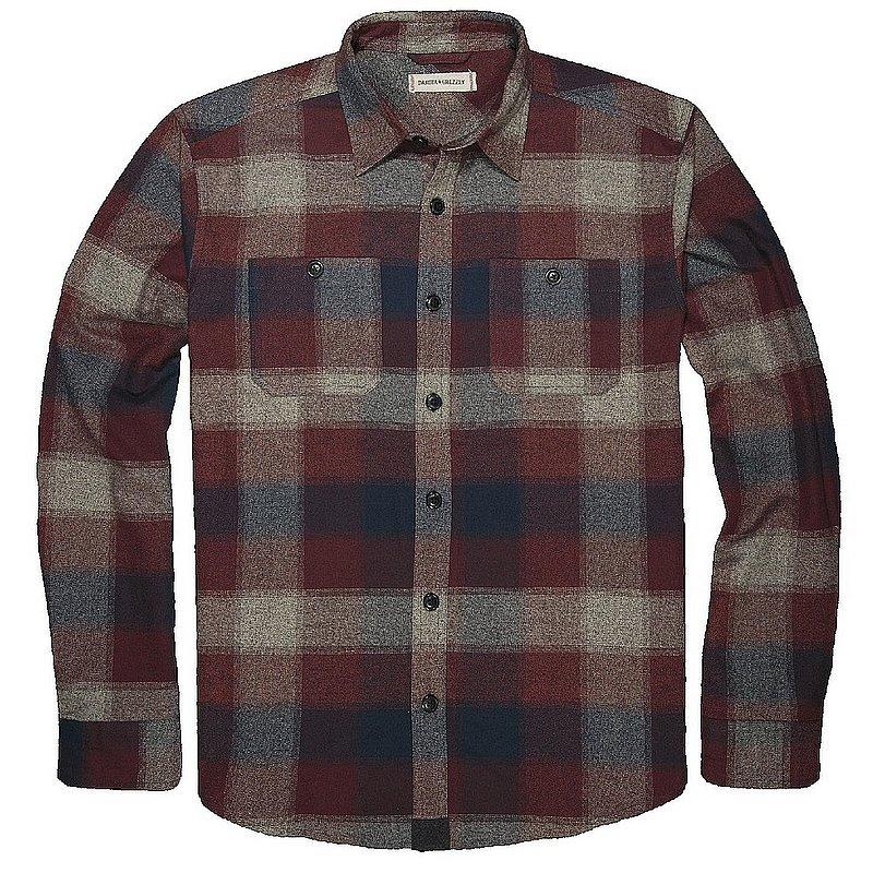 Dakota Grizzly Men's Grant Shirt D1200 (Dakota Grizzly)