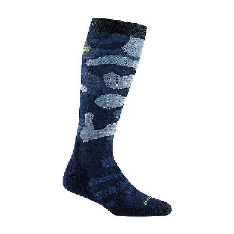 Kids' Camo Over-the-Calf Midweight Ski & Snowboard Socks