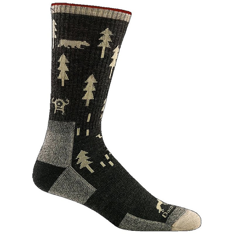 Darn Tough Men's ABC Boot Midweight Hiking Socks 1964 (Darn Tough)