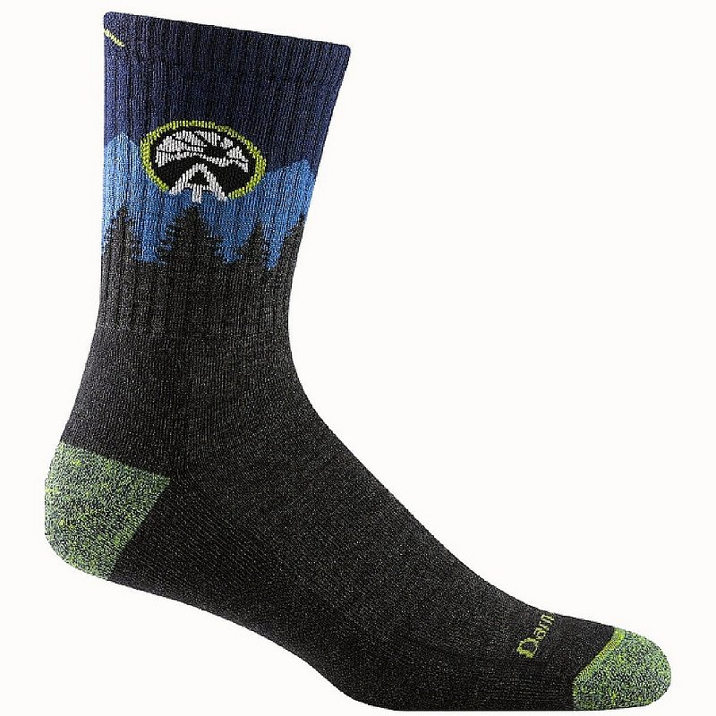 Darn Tough Men's ATC Micro Crew Cushion Socks 1956 (Darn Tough)