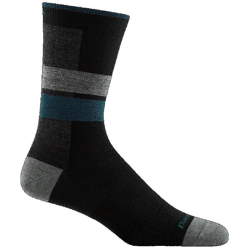 Darn Tough Men's Eclipse Crew Lightweight Lifestyle Socks 6028 (Darn Tough)